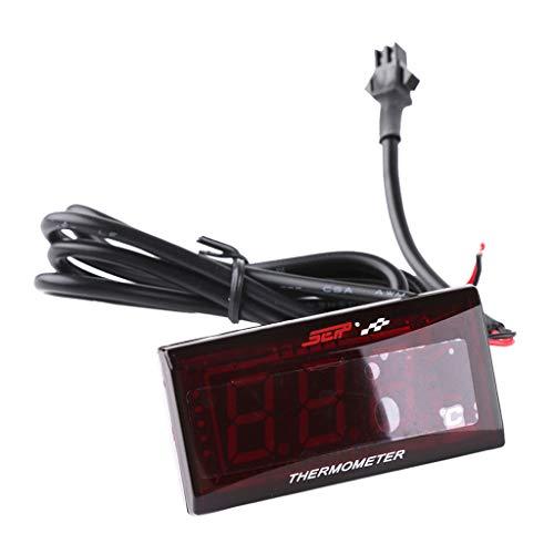 Sharplace Termómetro Pantalla Digital Medidor Temperatura