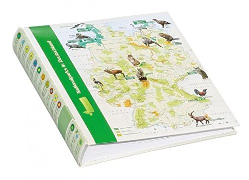 Pagna 10631-15 Fotoalbum 290 x 320 mm Nationalparks 100S