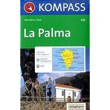 La Palma 232 GPS kompass