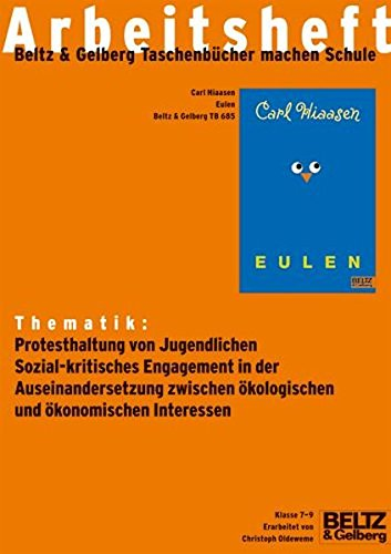 Eulen - Arbeitsheft (Lesen - Verstehen - Lernen)