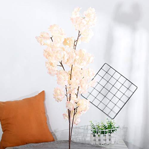 Gaddrt Artificiale Bouquet di Fiori di Seta Fiori Finti Pera Fiore Floreale Matrimonio Party Home Decor A