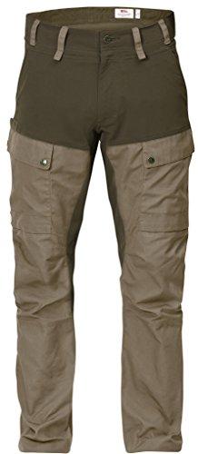 FjallRaven Pantalon de voyage Lappland Hybrid Trousers Taupe