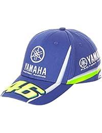 Gorro Snapback Valentino Rossi Yamaha Racing Azul Royal (Default , Azul)