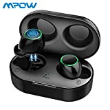 MPOW T6 Wireless Earbuds Truly Wireless Bluetooth Earbuds with Touch-Control / IPX7 Waterproof