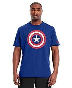 Under Armour Captain America Compression Tshirt (Medium)