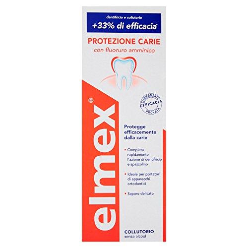 Elmex Protezione Carie Collutorio - 400 ml