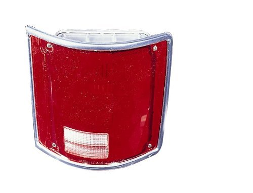 Chevy Blazer / Jimmy / Suburban / C10 78-91 Tail Light Assembly Lens Rh US Passenger Side with Chrome TRIM FleetSide by Depo