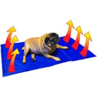 MP Essentials – estera alfombrilla refrescante para perro de mascota –90cm x 50cm