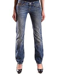 Dolce E Gabbana Femme MCBI099364O Bleu Coton Jeans