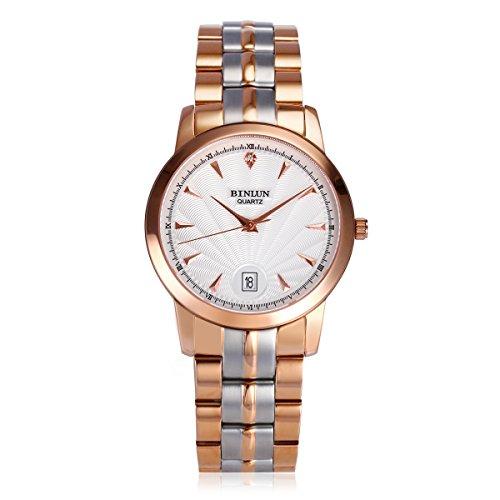 binlun-bl0055mg-orologio-da-uomo-in-acciaio-inox-a-due-toni-con-sicurezza-doppio-pulsante-chiusura-t
