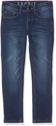 ESPRIT KIDS Jungen Denim Pants Per Jeans, Blau (Medium Wash 463), (Herstellergröße: 164)