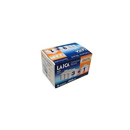 Laica Confezione cartucce biflux Arredo tavola, Bianco