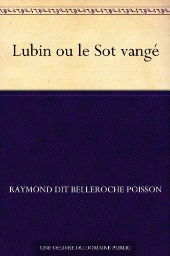 Couverture du livre Lubin ou le Sot vangé