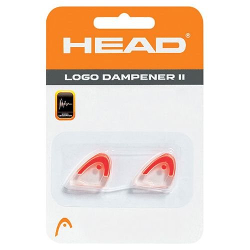 Head Logo Dampener II 2er - Vibrationsdämpfer Head