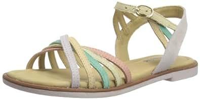 Hush Puppies Caposhi, Women's Sandals, Lavender Multi, 3 UK