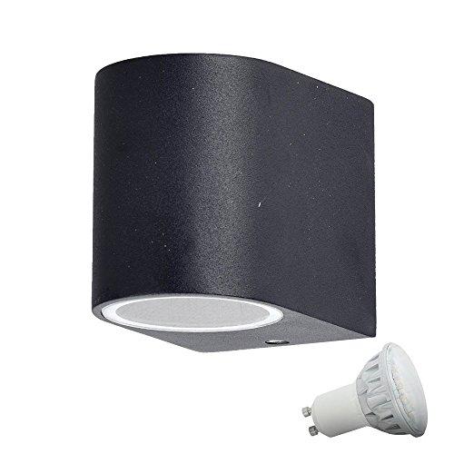 mur-exterieur-lampes-spot-voie-dacces-vers-le-bas-de-la-lampe-y-compris-les-ampoules-led