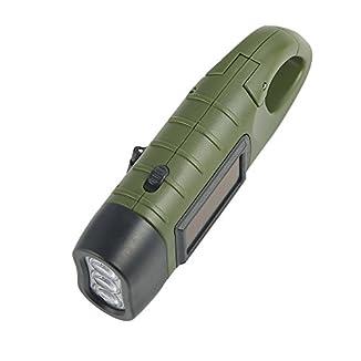 Linterna LED con dinamo 3