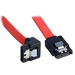 Lindy 33456 Câble SATA interne avec prise coudée 0,5 m