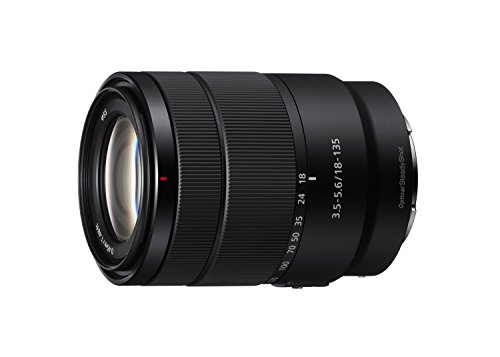 Sony SEL18135 E 18-135mm F3.5-5.6 OSS, E-Mount
