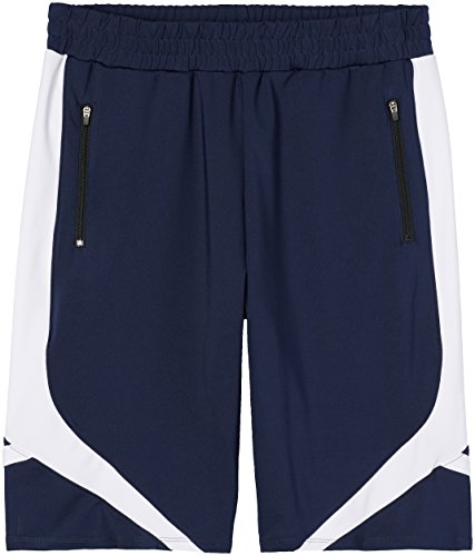 FIND Sport Shorts Herren Blau (Navy/White)