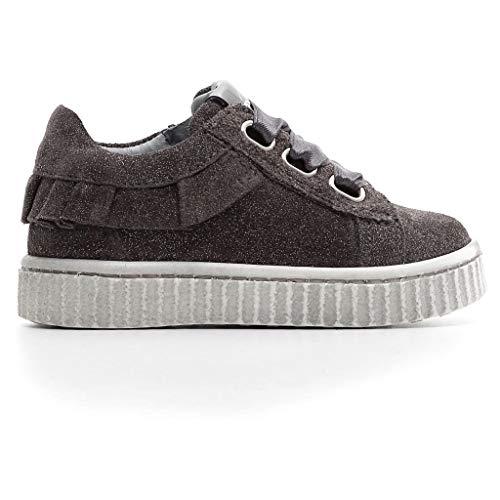 Nero Giardini , Sneakers Basses Fille - - Gris, 21 EU EU
