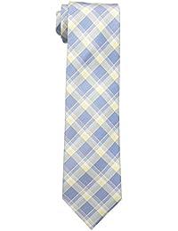 Vince Camuto Men's Pavia Plaid Necktie
