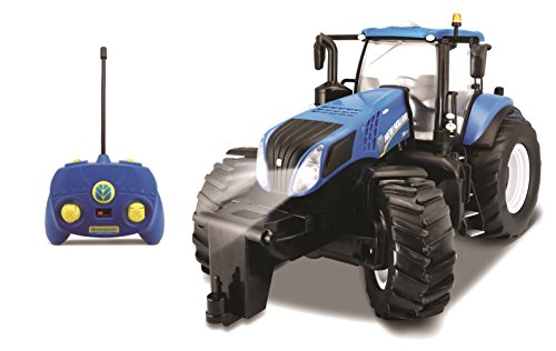Maisto Tech - Radio control Tractor New Holland...