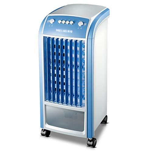 Elektrischer Ventilator Ventilator Klimaanlage Kühler Einzelventilator Haushaltsmobiliar Ventilator für Klimaanlage Wasserkühlung Kleine Klimaanlage
