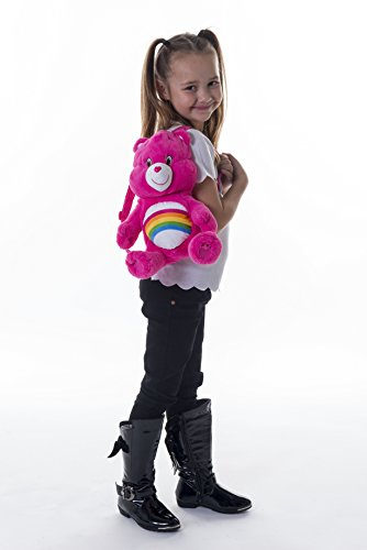 Image of Care Bears Children's Backpack, 34 cm, 2 Liters, Pink