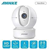 Annke Occasion 1080P Caméra de Surveillance sans Fil Panoramique - Used Caméra IP...