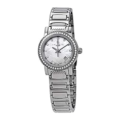 Charriol Parisii Diamond Mother of Pearl Dial Ladies Watch P26S2D.910.001