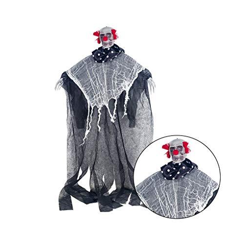 Beängstigend Dekor - Boburyl Halloween Hanging Skeleton Spukhaus Hängen