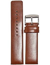 Kolet 22Mm Leather Watch Strap (Tan)_Optt22Mm