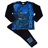 Boys Batman Pyjamas DC Comics Blue