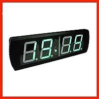 Gowe telecomando verde New indoor digitale orologio da parete timer