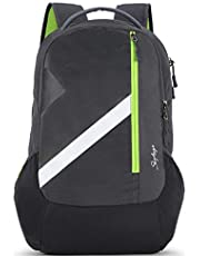 Skybags Tekie 06 30 Ltrs Grey Laptop Backpack (TEKIE 06)
