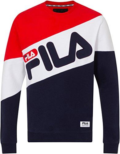 fila-vintage-mens-alec-panel-graphic-sweatshirt-blue-medium