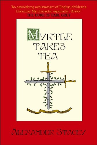 Myrtle Takes Tea (English Edition)