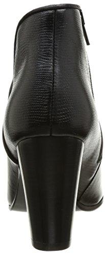 Jonak 264 Dasco Cu H4, Damen Stiefel Schwarz (cuir/tejus Noir)