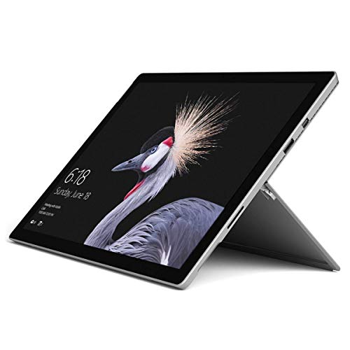 Microsoft Surface Pro Intel Core-i5 7th Gen 12.3-inch Touchscreen Tablet (8GB/128GB SSD/Windows 10 Pro/Silver/0.770 kg), KJR-00001