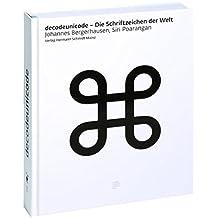 Decodeunicode: Die Schriftzeichen der Welt