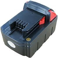 Batteria per MILWAUKEE 2620- M18 SAWZALL RECIPROCATING SAW, 18.0V, 3000mAh, (18v Sawzall)