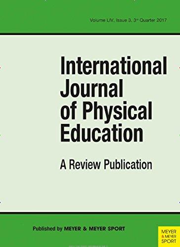 International Journal of Physical Education [Jahresabo]
