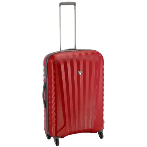 Trolley Medio RONCATO UNO ZIP ZSL Rosso Rigido 4 Ruote Ultralight 2,8 Kg art.5082