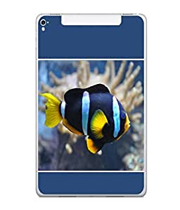 PrintVisa Colourful Fish High Gloss Designer Back Case Cover for Apple iPad Pro 9.7 Inches :: Apple iPad Pro Wi-Fi + Cellular (3G/LTE) 9.7 Inches :: Apple iPad Pro Wi-Fi (Wi-Fi)