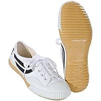 KWON Zapatillas lona para Kampfsport, blanco - blanco, 42 EU