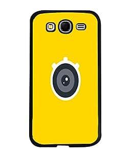 Fuson Designer Back Case Cover for Samsung Galaxy Grand Neo I9060 :: Samsung Galaxy Grand Lite (lines square box triangles strips)
