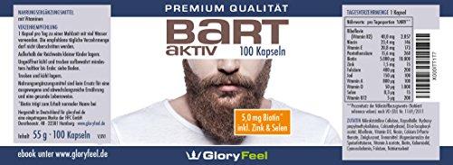 Bart Aktiv Kapseln 100 Vegane Kapseln Abbildung 2