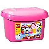 LEGO - 5585 - Creative Building System - Jeux de construction - Boîte de briques filles LEGO