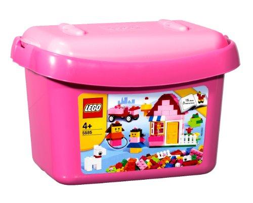 LEGO 5585 - Caja Rosa de Bloques de construcción